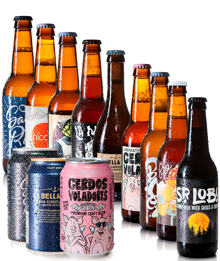 BBC CRAFT BEER PACK