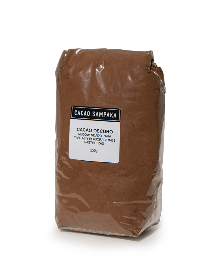 CACAO OSCURO 250gr.