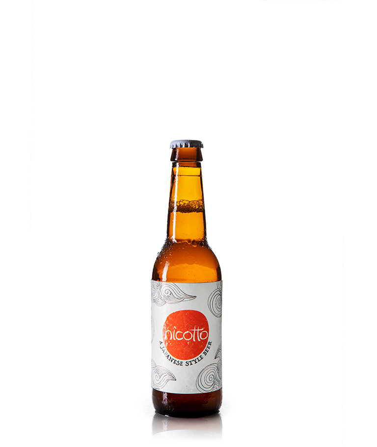 NICOTTO CERVESA ESTIL JAPONESA 330ml